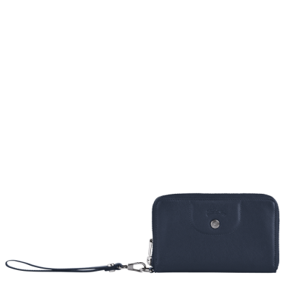 Portefeuille compact Navy