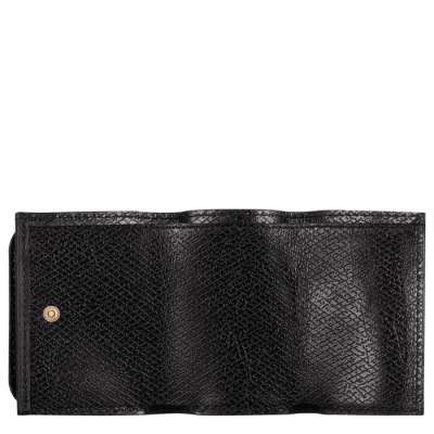 Portefeuille compact trifold