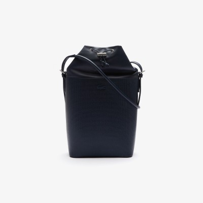 DRAWSTRING CROSSOVER BAG